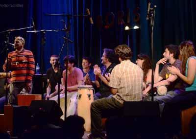 Presentación de los Ensambles de Percusión